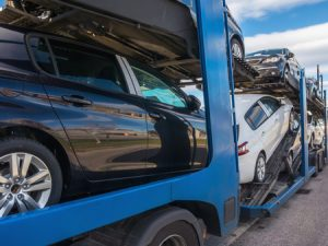 Importing a Car From Canada to the U.S.