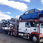 Transporting vehicles to Arizona vacation